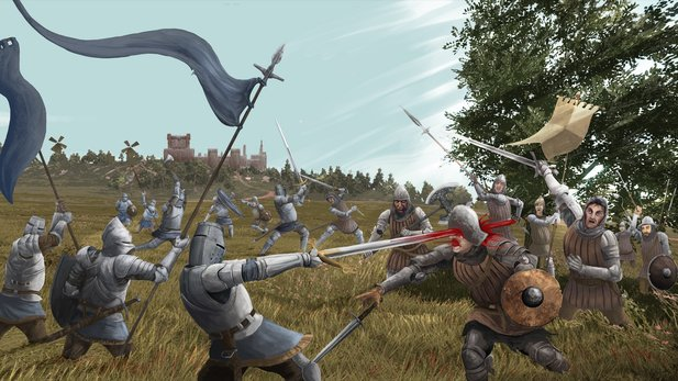 Das Mittelalter-Survivalspiel Reign of Kings soll schon »bald« in die Early-Access-Phase starten.
