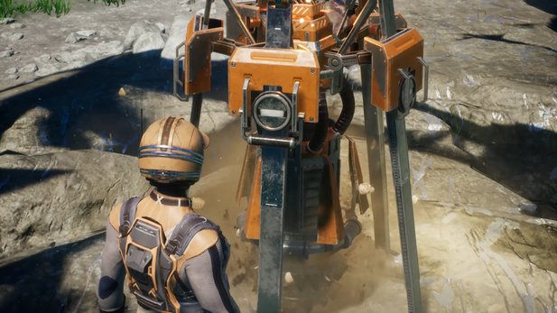 Satisfactory - Reveal-Trailer zur Aufbau-Simulation