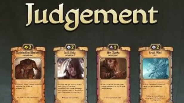 Judgement-Trailer von Scrolls
