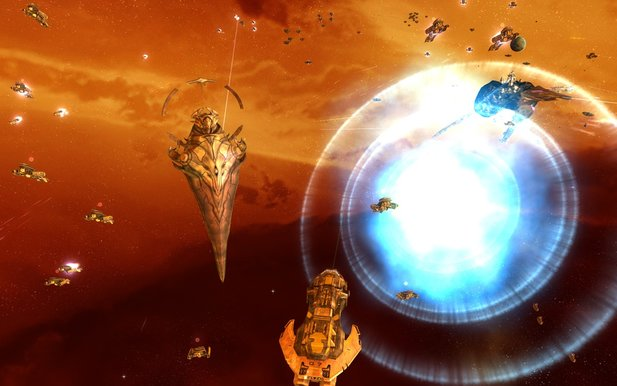 of a Solar Empire: Rebellion erscheint am 12. Juni 2012.