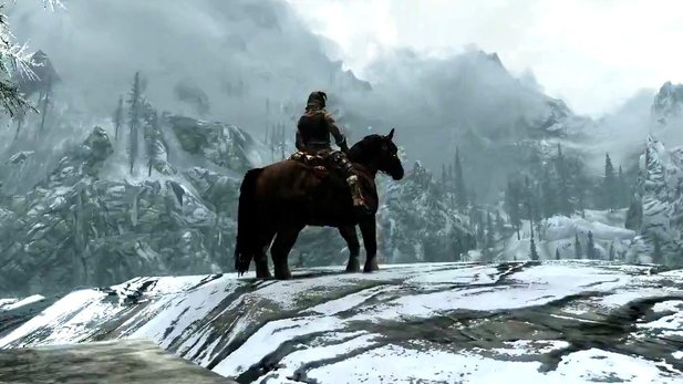 Skyrim - Gameplay-Video #1: Die Spielwelt