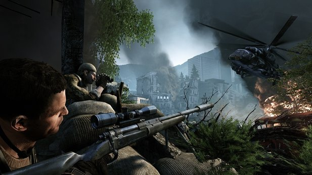 Test-Video von Sniper: Ghost Warrior 2