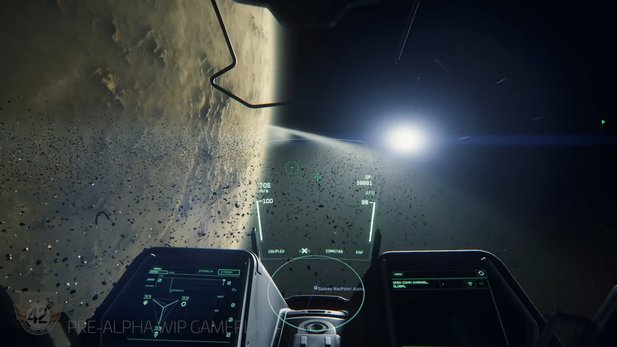 Squadron 42 & Star Citizen sollen filmreifes Gameplay bieten.