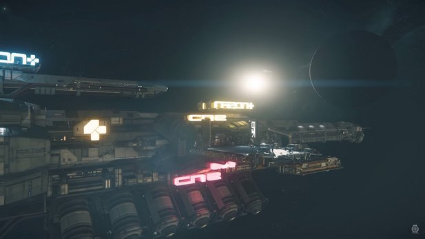 Star Citizen - UK Studio Update (AtV)