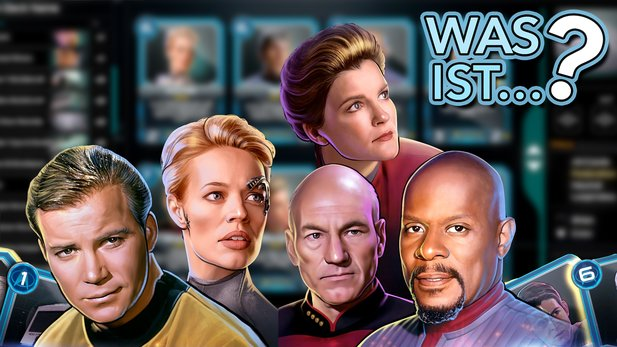 Was ist... Star Trek Adversaries? - Wird Hearthstone assimiliert?