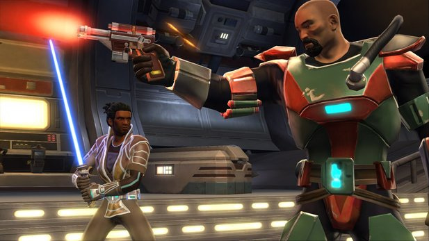 Startet Star Wars: The Old Republic erst 2012?