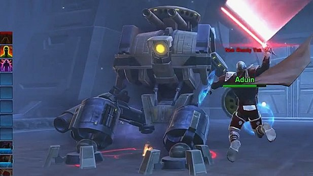 Entwickler-Walkthrough zu Star Wars: Old Republic