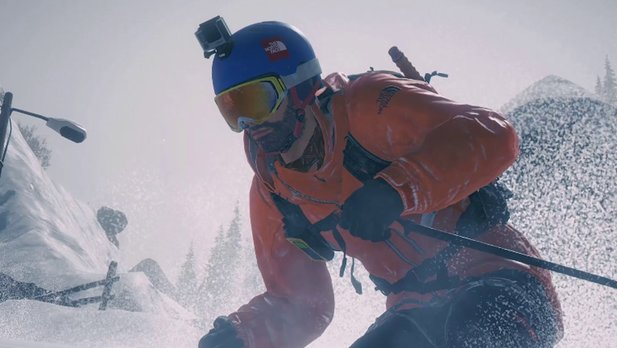 Steep - Gamescom-Trailer zeigt Extremsportarten