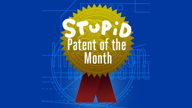 Die EFF kürt nun das Stupid Patent of the Month (Bildquelle: EFF)
