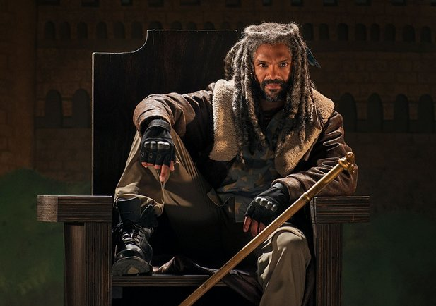 Walking-Dead-Neuzugang Khary Payton wird in Staffel 7 zu King Ezekiel.