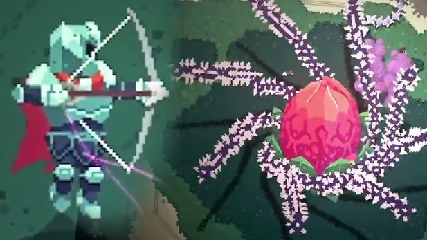 Titan Souls - Launch-Trailer: Nur Endgegner