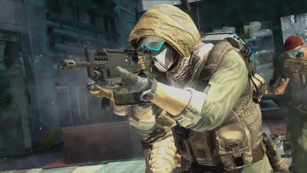 Tom Clancys Ghost Recon Online - Entwickler-Video zum Clan-Feature