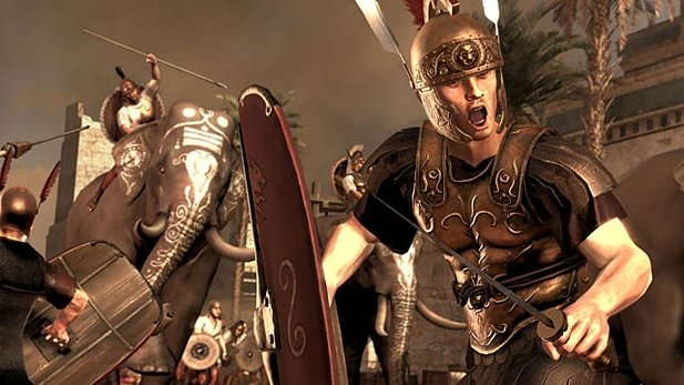 Test-Video von Total War: Rome 2