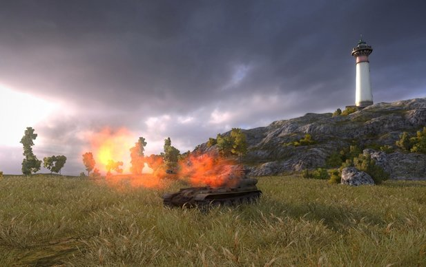 World of Tanks hat 40 Millionen registrierte Benutzer.