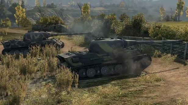 Video zum Update 8.11 von World of Tanks