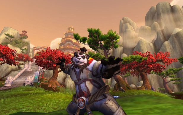 Zum Release von World of WarCraft: Mists of Pandaria gibt es mehrere Launch-Events.
