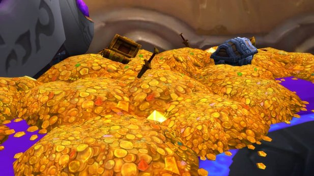 Obacht! In World of Warcraft klaut ein Betrüger unser Gold!