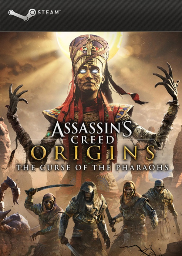 Cover zu Assassin's Creed: Origins - Der Fluch der Pharaonen