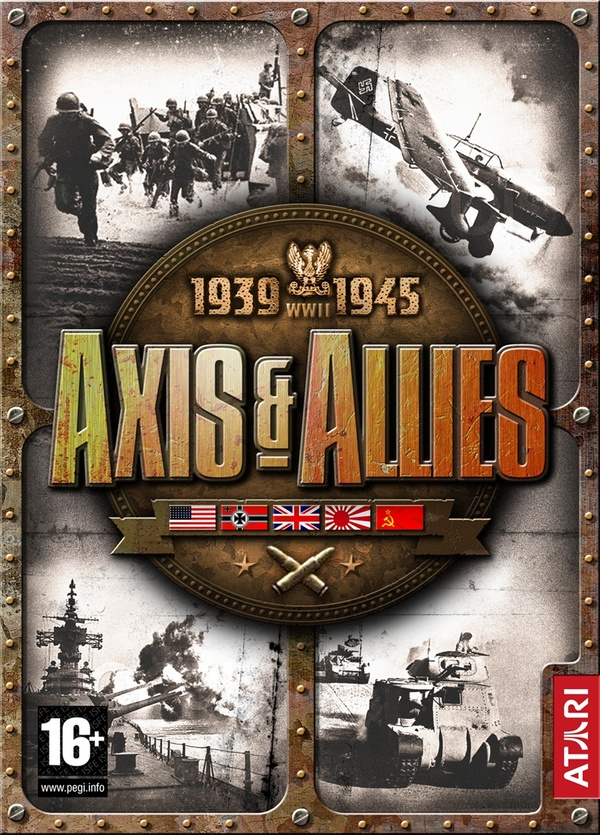 Cover zu Axis & Allies