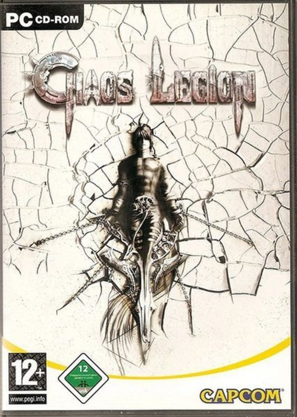 Cover zu Chaos Legion