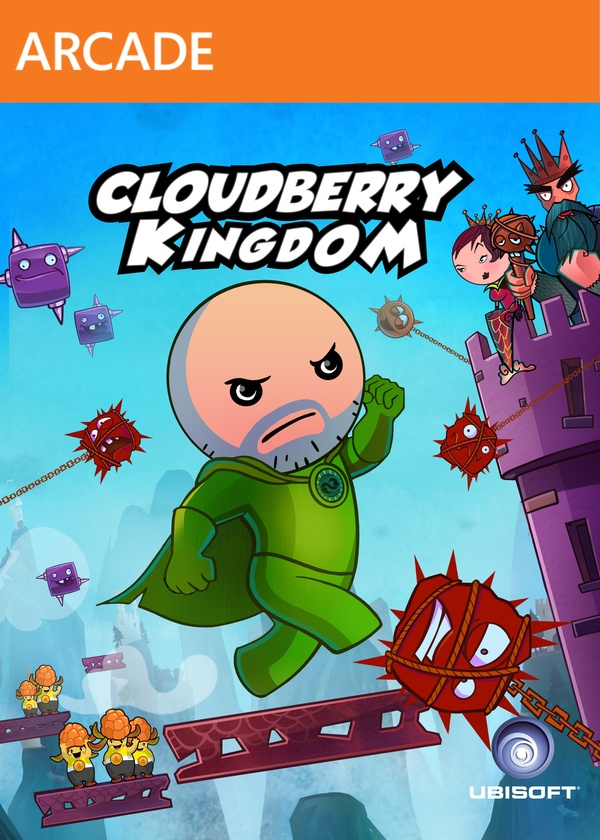 Cover zu Cloudberry Kingdom