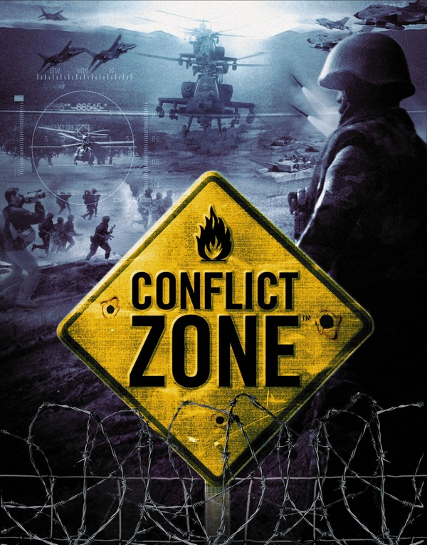Cover zu Conflict Zone
