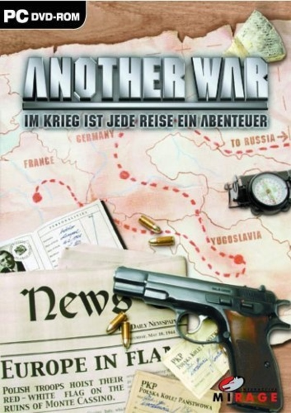 Cover zu Another War