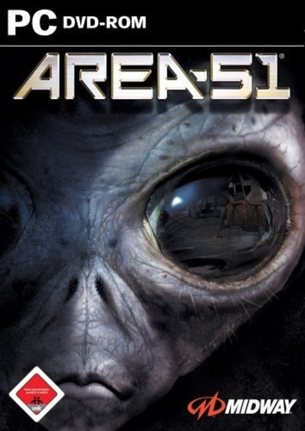 Cover zu Area-51