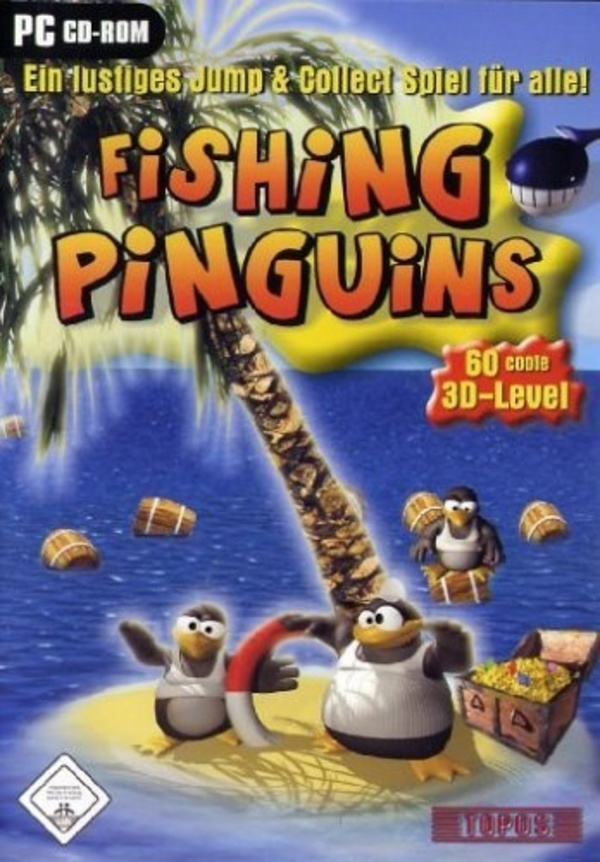 Cover zu Fishing Pinguins