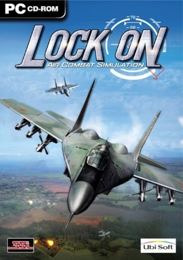 Cover zu Lock On: Air Combat Simulation