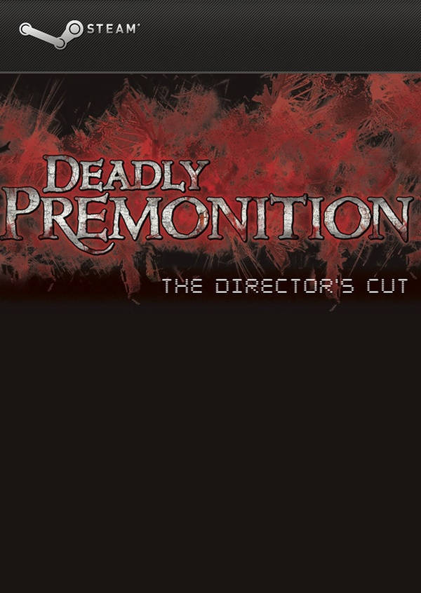 Cover zu Deadly Premonition: Director's Cut