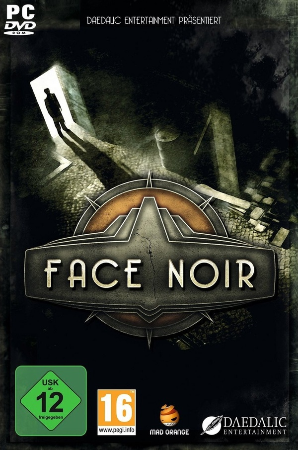 Cover zu Face Noir