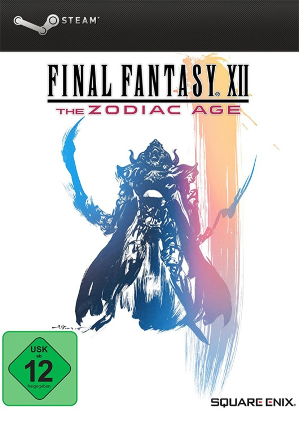 Cover zu Final Fantasy XII: The Zodiac Age