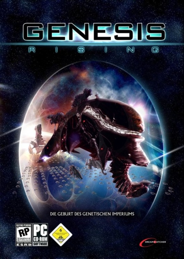 Cover zu Genesis Rising: The Universal Crusade