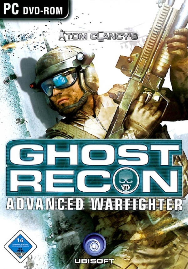 Cover zu Ghost Recon Advanced Warfighter