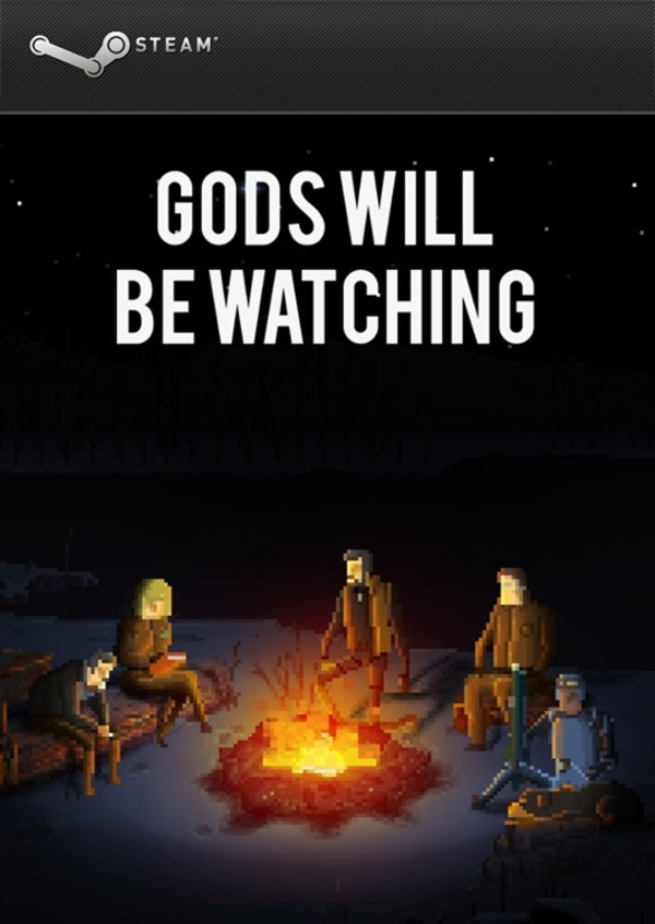 Cover zu Gods Will Be Watching