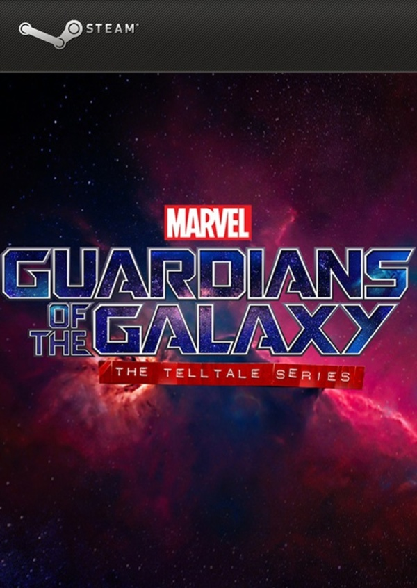 Cover zu Guardians of the Galaxy: The Telltale Series