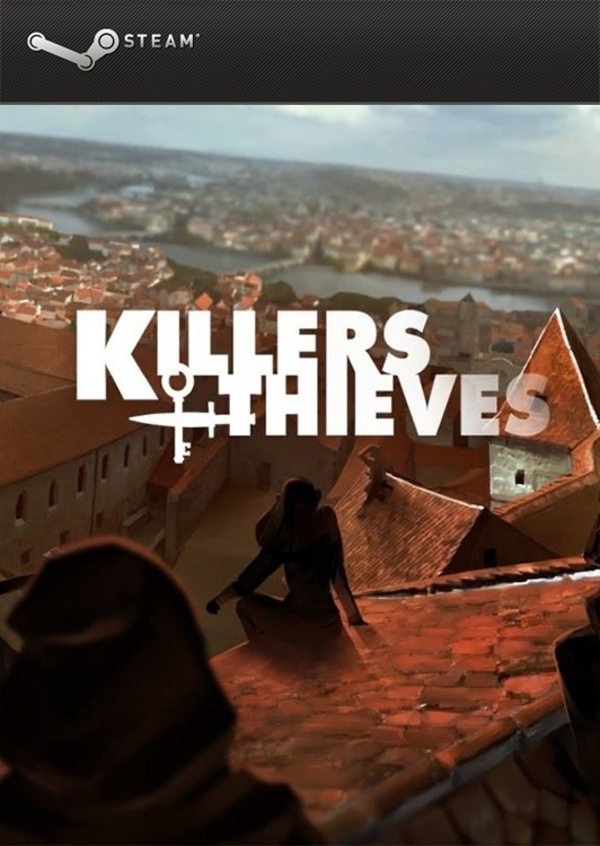 Cover zu Killers and Thieves