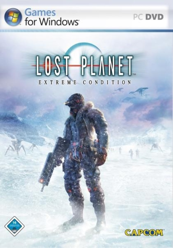 Cover zu Lost Planet: Extreme Condition