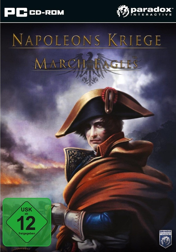 Cover zu Napoleons Kriege - March of the Eagles