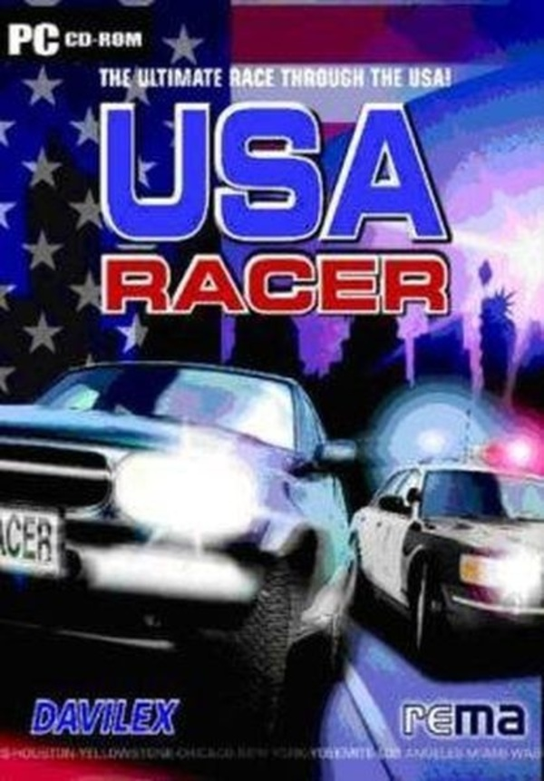 Cover zu USA Raser
