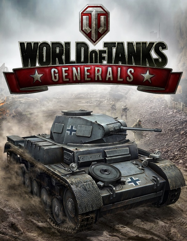 Cover zu World of Tanks Generals