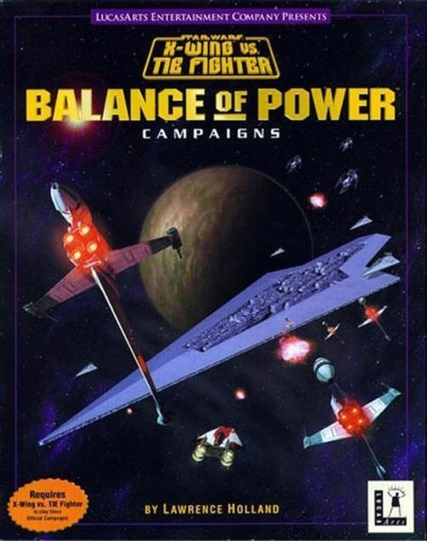 Cover zu Star Wars: X-Wing vs. TIE Fighter - Balance of Power