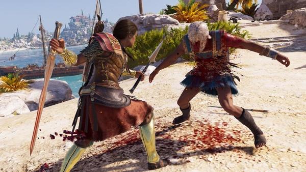 Update 1.50 von Assassin's Creed: Odyssey erweitert den Story-Creator