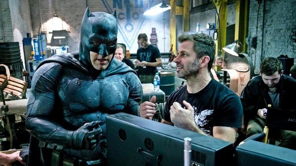 Batman-Regisseur Zack Snyder entwickelt für Netflix eine Anime-Serie