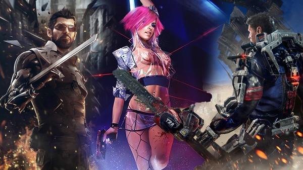 Dystopischer Spielspaß - Das sind die besten Cyberpunk-Spiele 2019