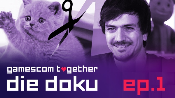 Hinter den Kulissen der gamescom: Doku-Premiere bei Twitch und MAX