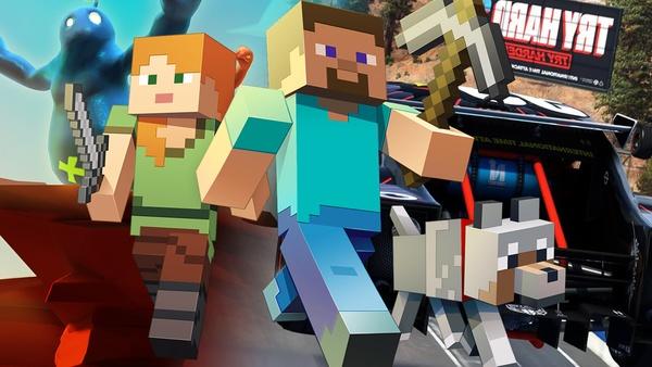 Minecraft schlägt Fortnite: 112 Millionen Spieler jeden Monat