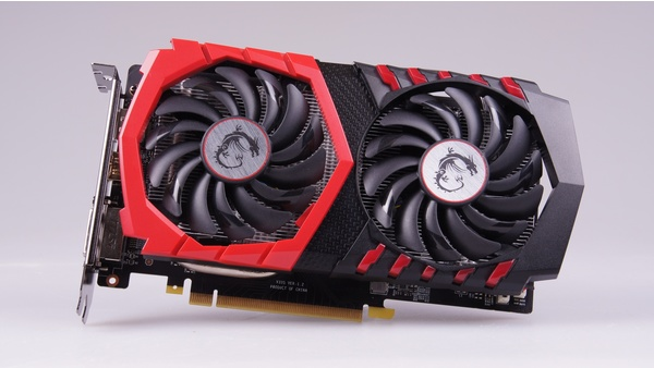 Bilder zu MSI Geforce GTX 1050 Ti Gaming X 4G - Bilder