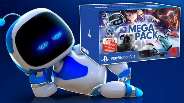 Playstation VR Megapack für nur 239€, Aim Controller bei Amazon